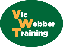 Vic Webber Training logo